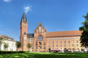 Das Rathaus von Köpenick