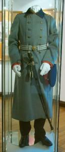 Uniform des Hauptmanns von Köpenick
